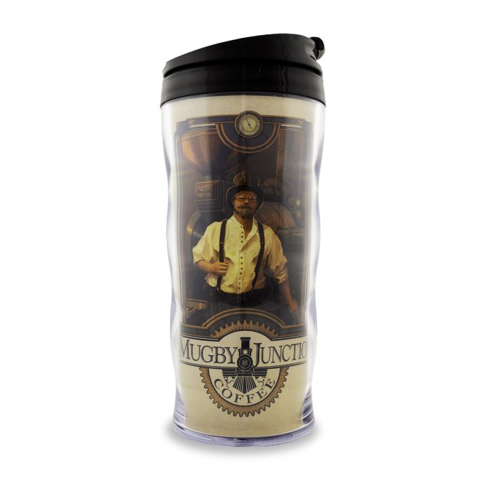 Mugby Junction Bartleby Coffee Tumbler