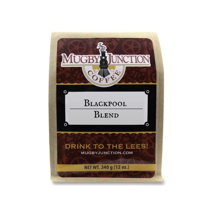 Organic Blackpool Blend Coffee