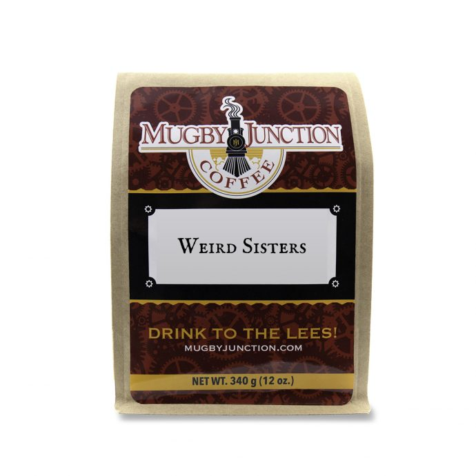 Weird Sisters Blend - Mugby Junction Coffee